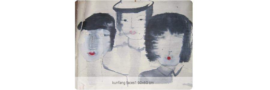 kunfang_faces2_90x60cm.jpg