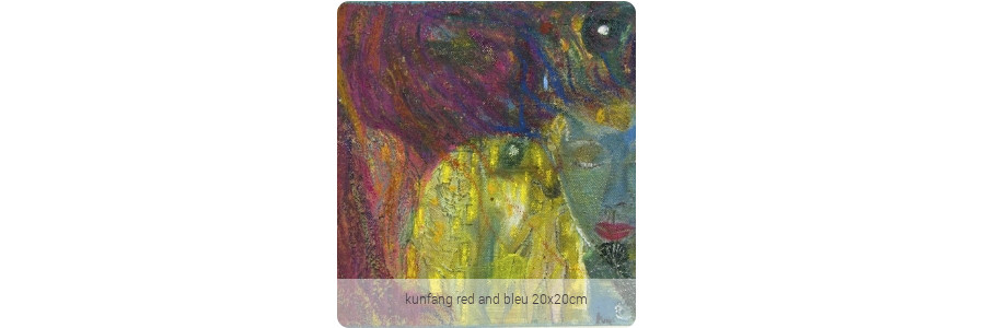 kunfang_red_and_bleu20x20cm