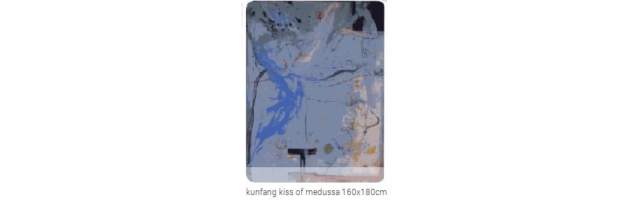 kunfang_kiss_of_medussa_160x180cm