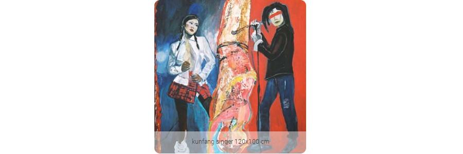 kunfang_singer120x100cm