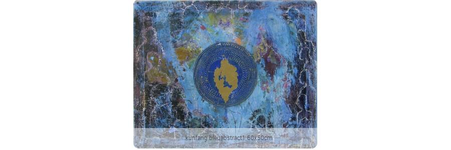 kunfang_bleuabstract1_60x50cm