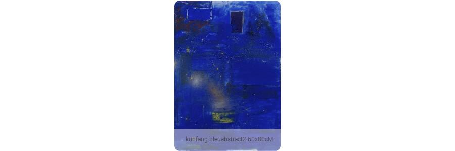 kunfang_bleuabstract2_60x80cm